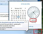 Windows 7 - My Clock Stopped and made me late !!!!! (see screenshot)-clock.jpg