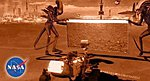 News From Mars: Curiosity Has Discovered Something: NASA Won't Say What-mars-truth.jpg