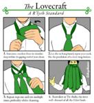 85 Ways to Tie a Tie-cthulhu-tie.png