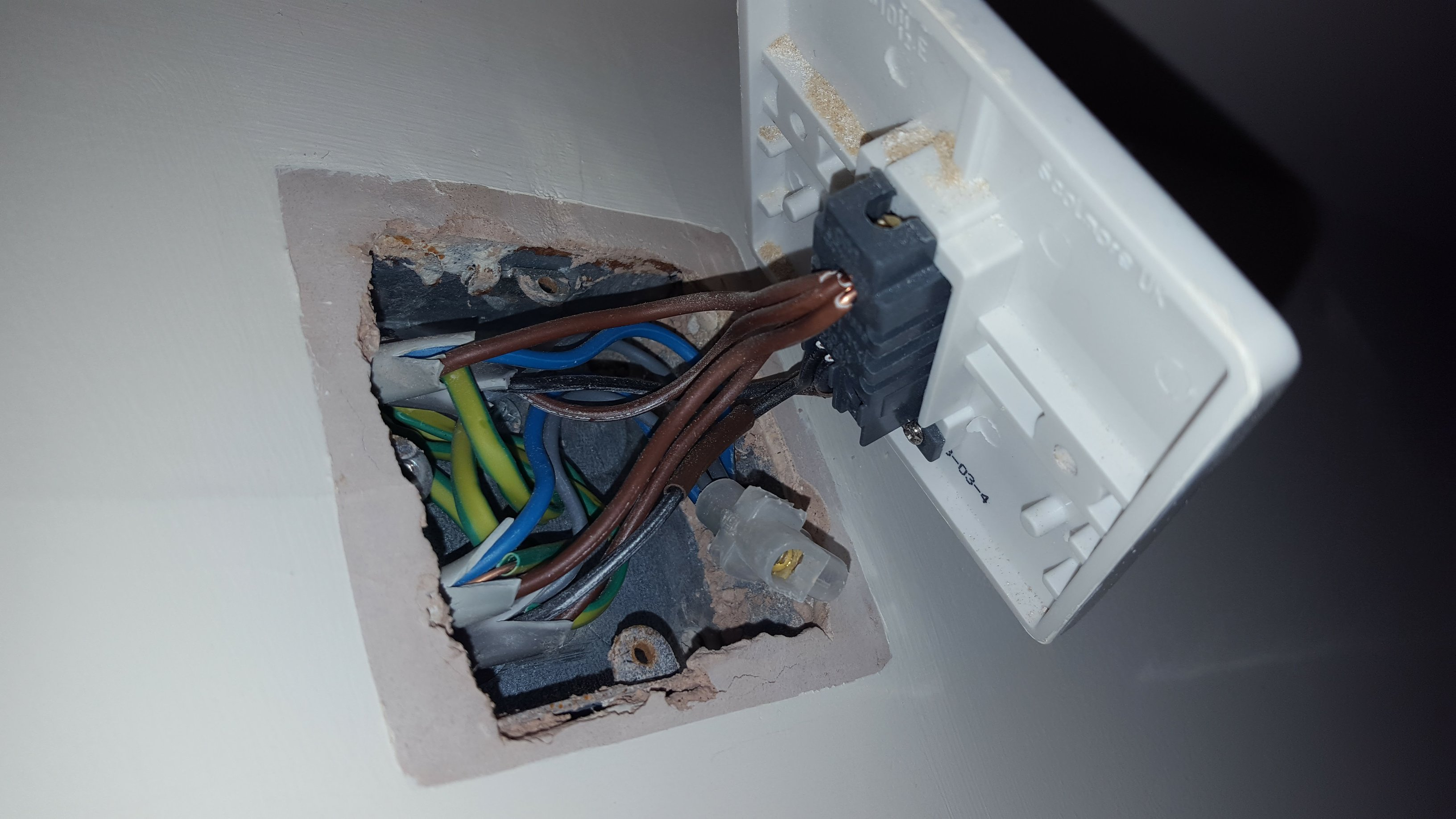 lend a helping hand with electrics