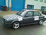 "Computer Products Ltd and T.James Telecoms Ltd team up for Charity ""Czech Wrecks""-bmw3.jpg"
