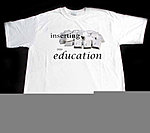 The Great EduGeek T-Shirt competition of 2006 (Prizes kindly-edugeek_tshirt.jpg