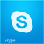 Chat via Skype