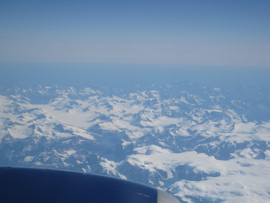 Over Greenland 2