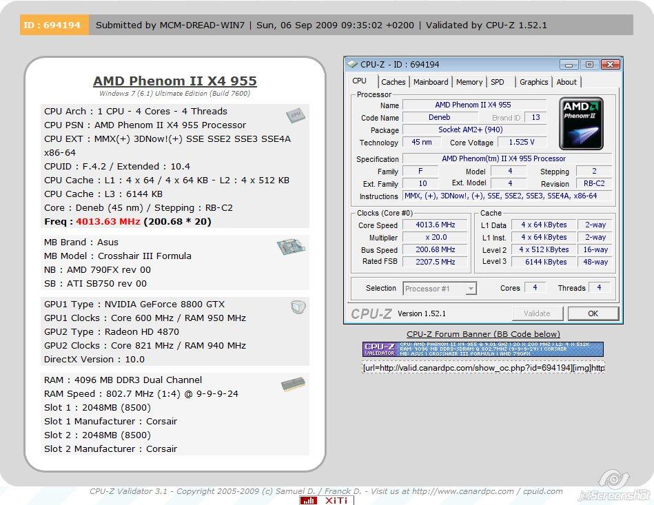 2009 09 09 03 36 CPU Z Validator