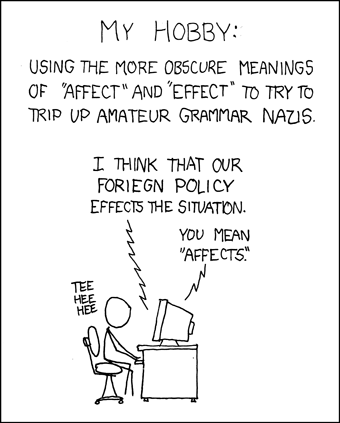effect an effect (License: CC-BY-NC