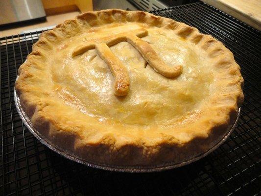Pi pie10
